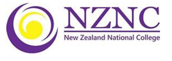 NZNC[New Zealand National College]