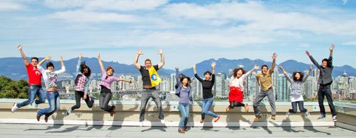 감자유학 IH-Vancouver 캐나다학교 이미지